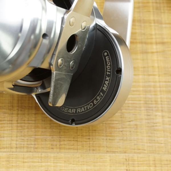 スタジオオーシャンマーク SOM ブルーヘブン BH-L 50Hi/R-LB (17) AE85/ U391M 美品 ジギング ヒラマサ 青物 ソルトウォーター オフショア|tsuriking|04
