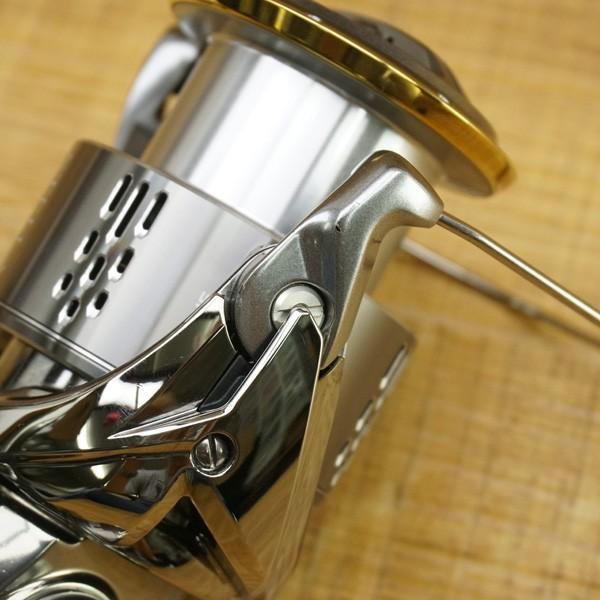 シマノ  18ステラ 4000XG ウルクスノブ リブレキャップ付き/ U381M 美品 スピニングリール シーバス ブラックバス ソルトウォーター 淡水|tsuriking|07