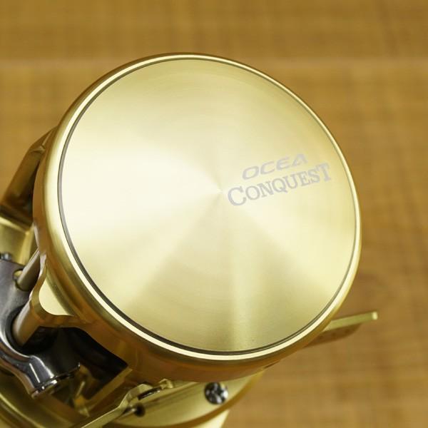 シマノ 15オシアコンクエスト 200HG/U482M 極上美品 ベイトリール|tsuriking|03