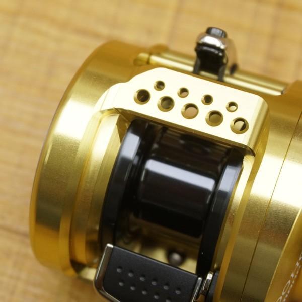 シマノ 15オシアコンクエスト 200HG/U482M 極上美品 ベイトリール|tsuriking|05