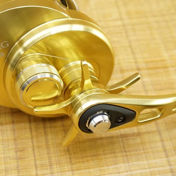 シマノ 15オシアコンクエスト 200HG/U482M 極上美品 ベイトリール|tsuriking|08