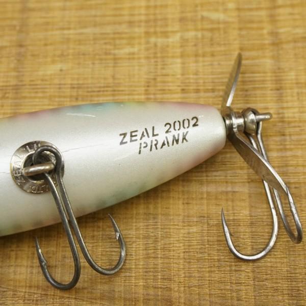 ZEAL ズイール ロジック プランク 3個セット/ ST1669S ブラックバス 淡水 ルアー プラグ フィッシング|tsuriking|05