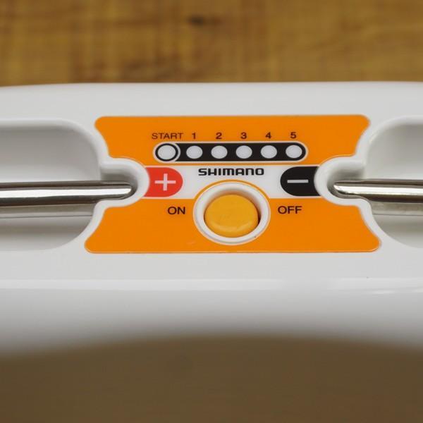 シマノ 09電力丸 10Ah/U551M 極上美品 バッテリー|tsuriking|04