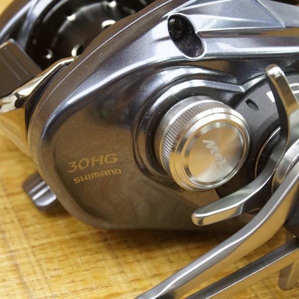 シマノ 18アルデバラン MGL 30HG/W033M 美品 ベイトリール tsuriking 06