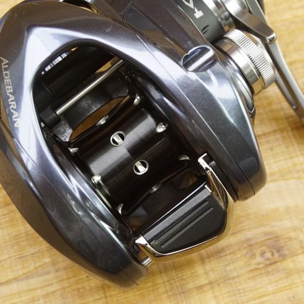 シマノ 18アルデバラン MGL 30HG/W033M 美品 ベイトリール tsuriking 07