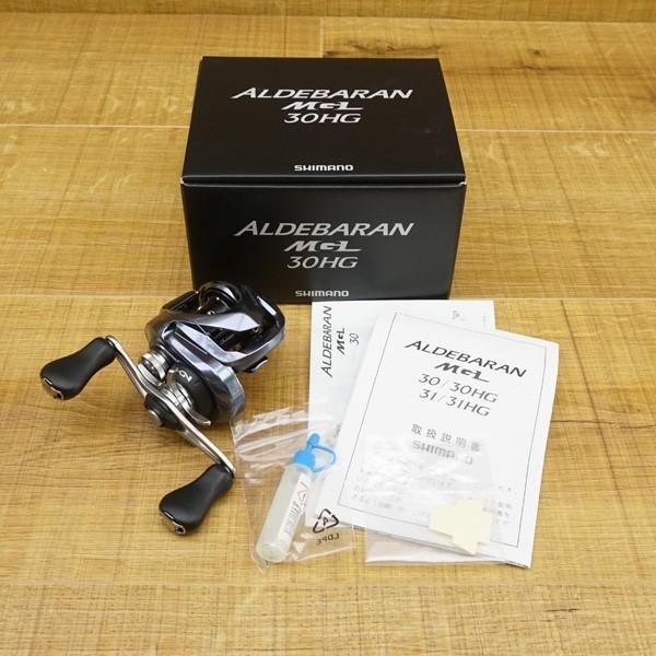 シマノ 18アルデバラン MGL 30HG/W033M 美品 ベイトリール tsuriking 10