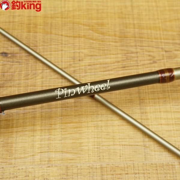 パームス ピンウィール PWGS-73/ W181L 美品 アジング メバリング ソルトルアーロッド フィッシング|tsuriking|02