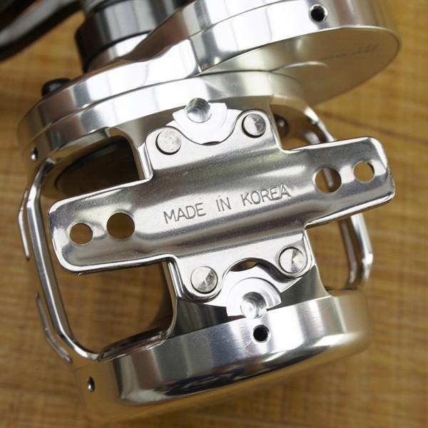 ダイワ キャタリナ LD 20SH-T/ W203M 美品 ベイトリール ジギング ソルトウォーター フィッシング tsuriking 04