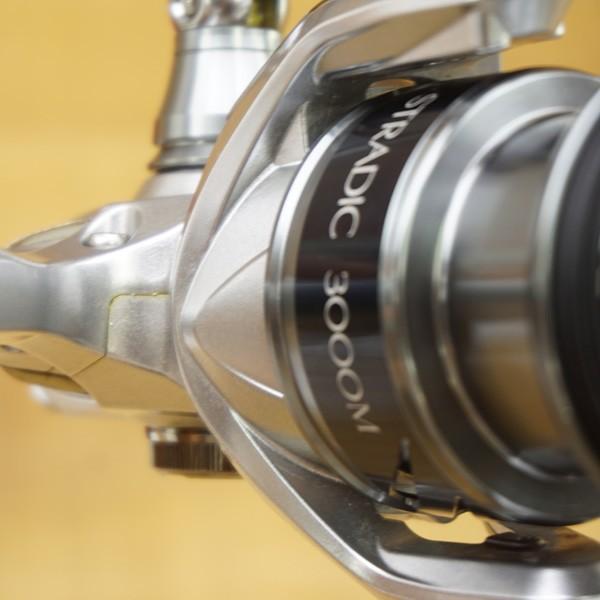 シマノ 15ストラディック 3000XGM/ W264M 美品 SHIMANO スピニングリール 淡水 ソルトウォーター フィッシング|tsuriking|09