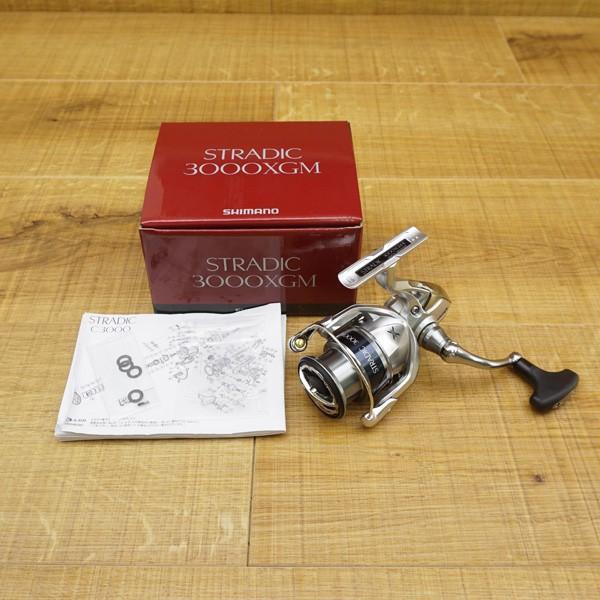 シマノ 15ストラディック 3000XGM/ W264M 美品 SHIMANO スピニングリール 淡水 ソルトウォーター フィッシング|tsuriking|10