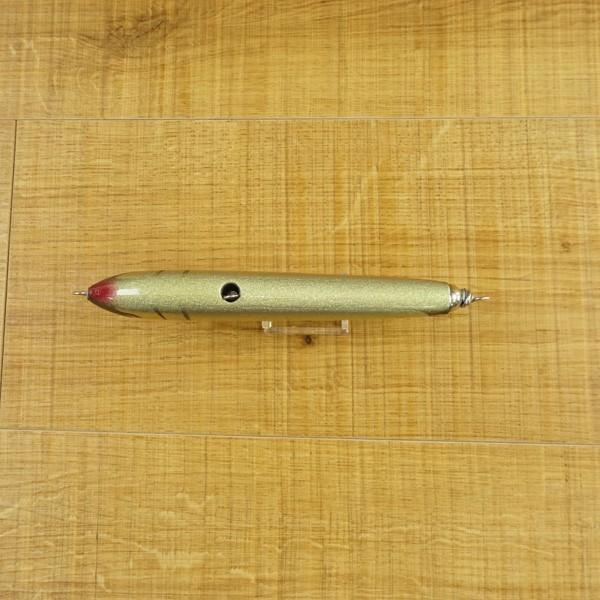 カーペンター γ60-L ダークブルーバック サイドイエロー / W382S 美品 carpenter ジギング キャスティング ヒラマサ 青物 ソルトウォーター ルアー|tsuriking|04