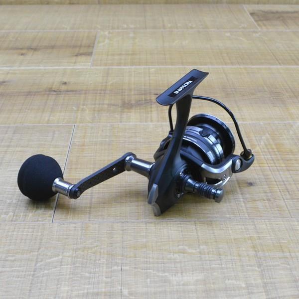 アブガルシア ロキサーニ 3000MSH バランサー付/X008M 美品 スピニングリール|tsuriking|02