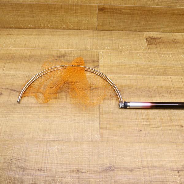 シマノ  ホリデーISO XT 玉網 45-500 シマノ網付き/ X097L 美品 SHIMANO タモ 網 タモの柄 ソルトウォーター フィッシング あみ|tsuriking|02