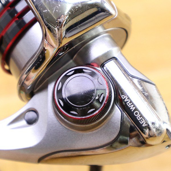 シマノ 09BB-X テクニウムMg ファイアブラッド  2500DXG C3000DAスプール付き/ X107M SHIMANO レバーブレーキ スピニングリール ソルトウォーター 磯 tsuriking 04