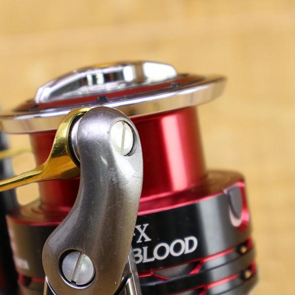 シマノ 09BB-X テクニウムMg ファイアブラッド  2500DXG C3000DAスプール付き/ X107M SHIMANO レバーブレーキ スピニングリール ソルトウォーター 磯 tsuriking 07