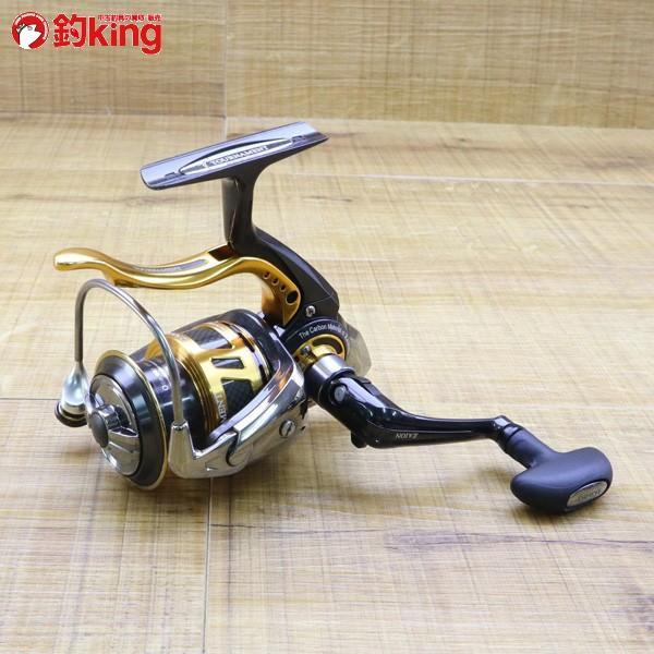 ダイワ 09トーナメントISO Z 2500LBD/Z211M 未使用 DAIWA 釣り スピニングリール レバーブレーキ 尾長 グレ チヌ 磯 ソルト|tsuriking