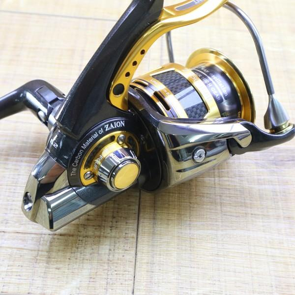 ダイワ 09トーナメントISO Z 2500LBD/Z211M 未使用 DAIWA 釣り スピニングリール レバーブレーキ 尾長 グレ チヌ 磯 ソルト|tsuriking|05