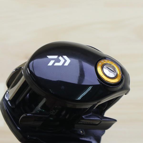 ダイワ モアザン PE SV 8.1L-TW/Z276M 美品 DAIWA 釣り ベイトリール ジギング オフショア ソルト 青物 ルアー フィッシング|tsuriking|03