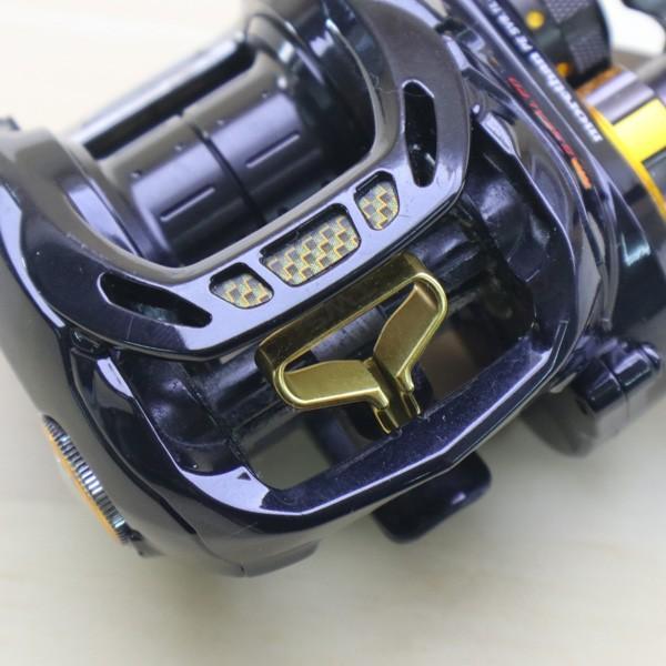 ダイワ モアザン PE SV 8.1L-TW/Z276M 美品 DAIWA 釣り ベイトリール ジギング オフショア ソルト 青物 ルアー フィッシング|tsuriking|07