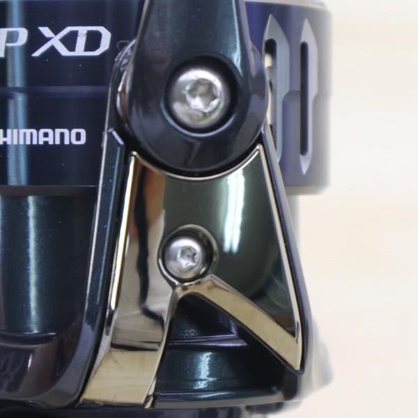 シマノ 17ツインパワーXD C3000XG /Z533M 未使用 SHIMANO 釣り スピニングリール バス シーバス ヒラメ イカ 磯 波止 淡水 ソルト tsuriking 06