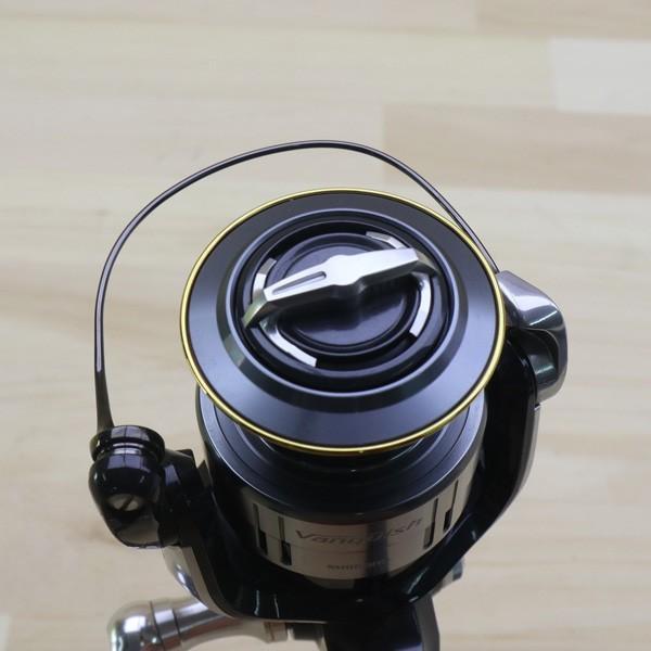 シマノ 12ヴァンキッシュ 4000XG 夢屋 V-4000S スプール付/Z536M SHIMANO 釣り スピニングリール ジギング キャスティング ショア オフショア 青物 ソルト|tsuriking|09
