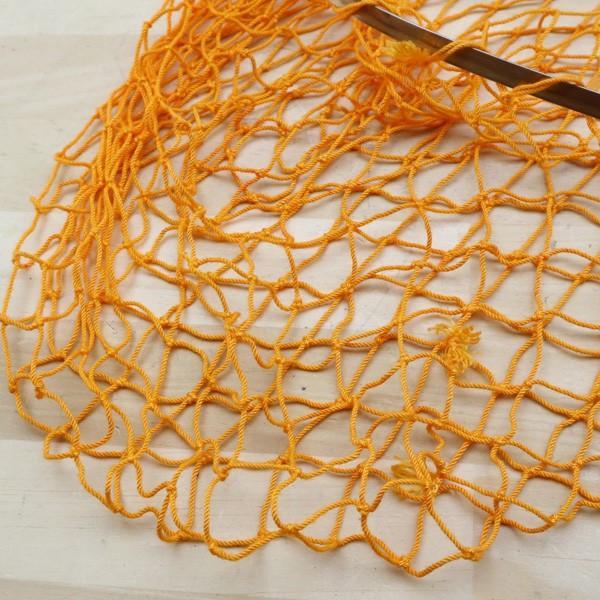 アングロ&カンパニー フォールディング ネット 花梨 オレンジ/B191M 未使用 釣り タモ 網 枠 柄 すくう ネット フィッシング|tsuriking|08