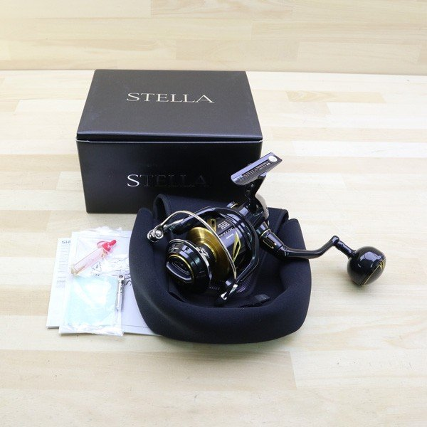 シマノ 19ステラSW 8000HG/B196M 未使用 SHIMANO 釣り スピニングリール ジギング キャスティング ショア オフショア 青物 ソルト|tsuriking|10
