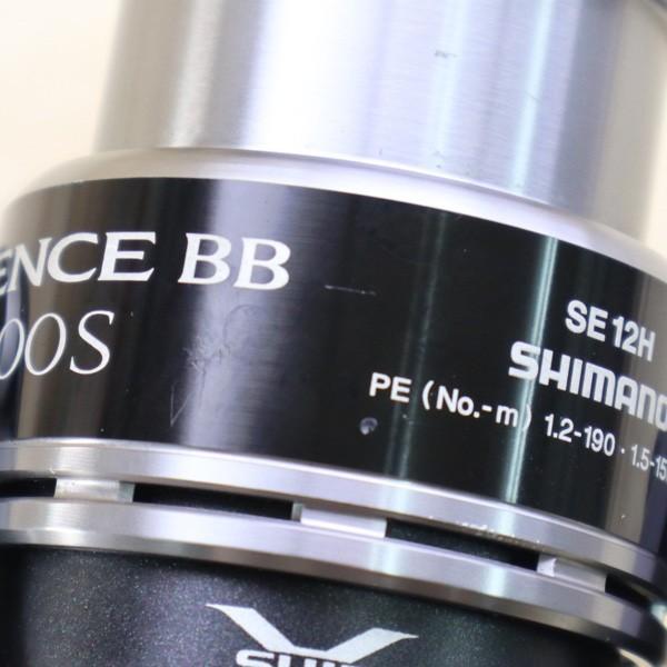 シマノ  11エクスセンスBB 4000S/B470M 美品 SHIMANO 釣り スピニングリール ジギング キャスティング ショア オフショア 青物 ソルト|tsuriking|08