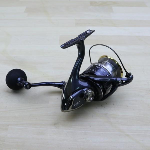 シマノ 17ツインパワーXD C5000XG/C216M 美品 SHIMANO 釣り スピニングリール ジギング キャスティング ショア オフショア 青物 ソルト|tsuriking|02
