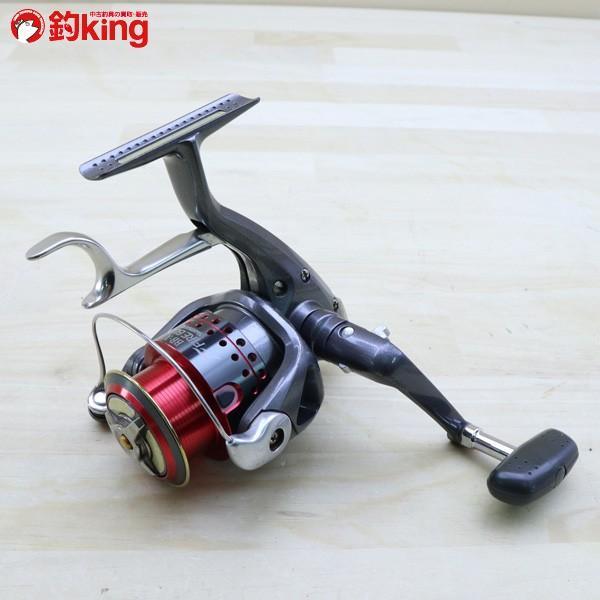 シマノ 05BB-X デスピナ 2500D BB-Xファイアブラッド 2500Dスプール付/C218M SHIMANO 釣り スピニングリール レバーブレーキ 尾長 グレ チヌ 磯 ソルト|tsuriking