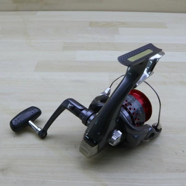 シマノ 05BB-X デスピナ 2500D BB-Xファイアブラッド 2500Dスプール付/C218M SHIMANO 釣り スピニングリール レバーブレーキ 尾長 グレ チヌ 磯 ソルト|tsuriking|02