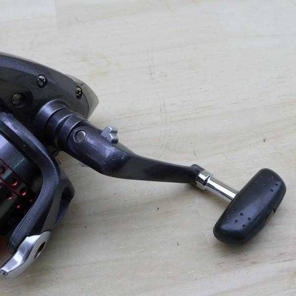 シマノ 05BB-X デスピナ 2500D BB-Xファイアブラッド 2500Dスプール付/C218M SHIMANO 釣り スピニングリール レバーブレーキ 尾長 グレ チヌ 磯 ソルト|tsuriking|04