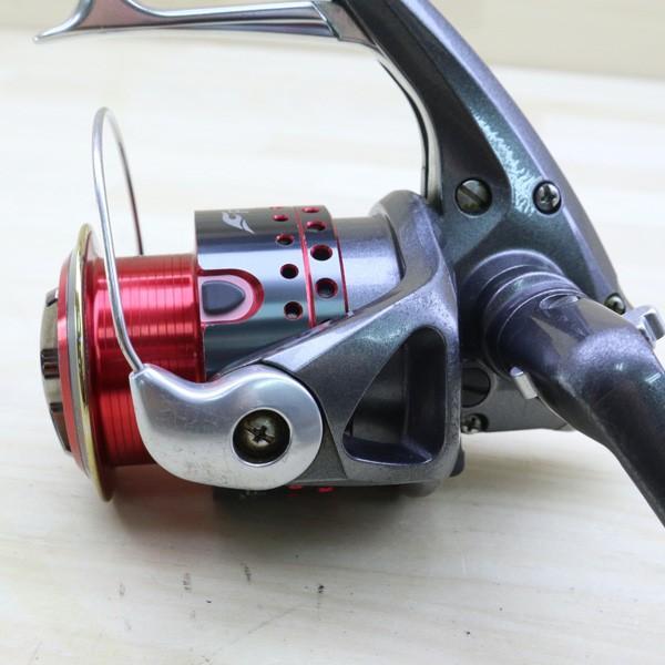 シマノ 05BB-X デスピナ 2500D BB-Xファイアブラッド 2500Dスプール付/C218M SHIMANO 釣り スピニングリール レバーブレーキ 尾長 グレ チヌ 磯 ソルト|tsuriking|05