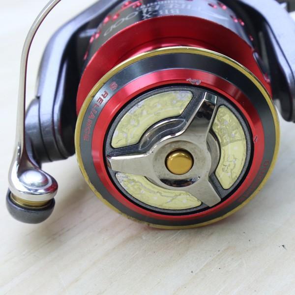シマノ 05BB-X デスピナ 2500D BB-Xファイアブラッド 2500Dスプール付/C218M SHIMANO 釣り スピニングリール レバーブレーキ 尾長 グレ チヌ 磯 ソルト|tsuriking|09