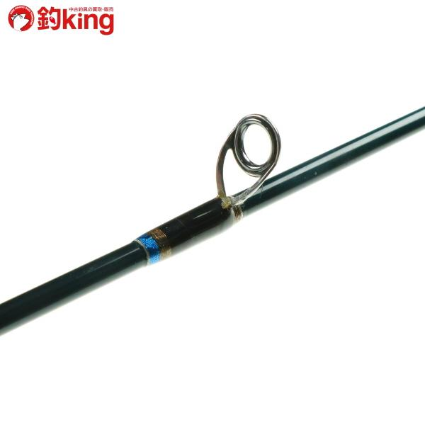 マングローブスタジオ ブラックヘラクレス 774PGS/H467200 ヒラマサ カンパチ ブリ キャスティング 釣り オフショア|tsuriking|07