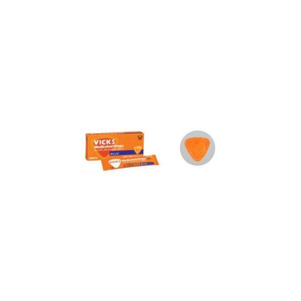 大正製薬 ヴィックスドロップ オレンジ (50個入) 医薬部外品