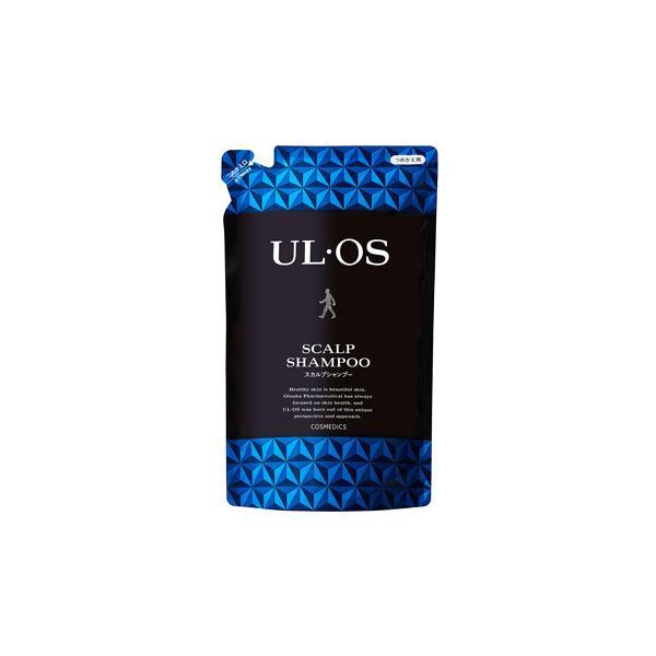 大塚製薬ウル・オス薬用スカルプシャンプーつめかえ用(420mL)詰め替え用ノンシリコンウルオスUL・OS医薬部外品