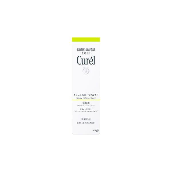 花王乾燥性敏感肌を考えたキュレル皮脂トラブルケア化粧水(150mL)curel医薬部外品
