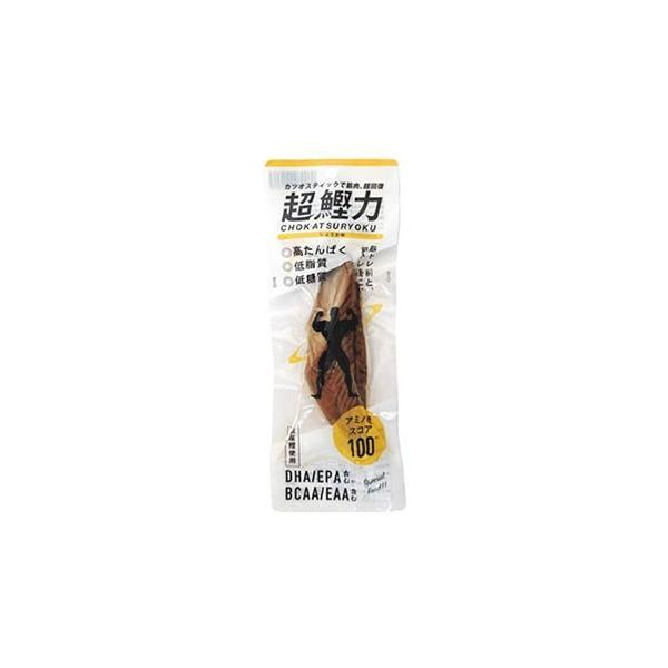 吉永鰹節店 超鰹力しょうが味 (1本) ダイエット食品 ※軽減税率対象商品