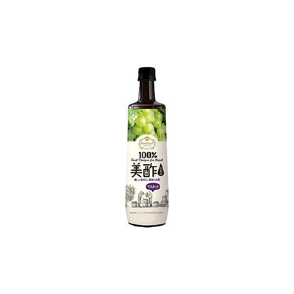 シージェイジャパン 美酢 ミチョ マスカット (900mL) お酢 CJ ※軽減税率対象商品