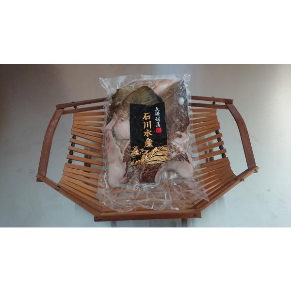 長崎県 対馬産 「幻の魚クエ」 鍋セット700g(冷凍)|tsushima-kue-store|04