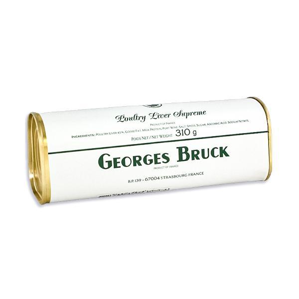 ジョルジュブルック フォアグラ レバーペースト 310g 協同食品