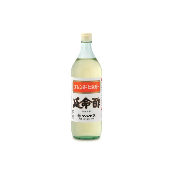 近藤酢店 延命酢 900ml マルヤス