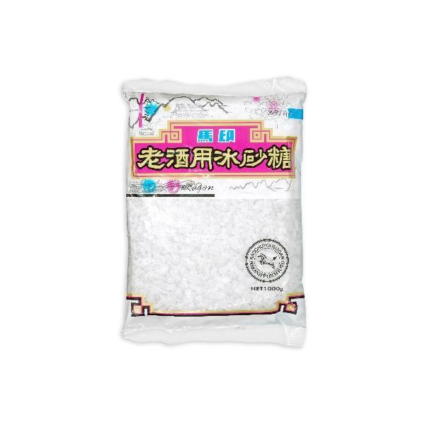 中日本氷糖 老酒用氷砂糖 1kg 馬印