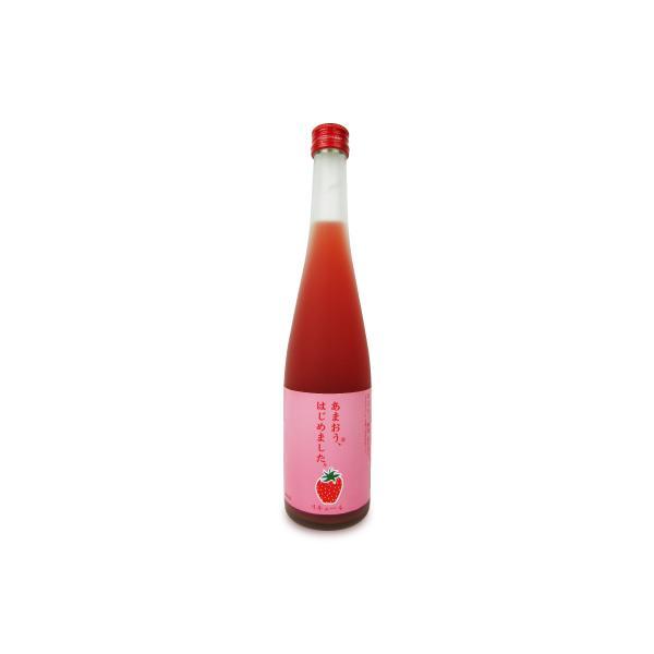 篠崎 あまおう梅酒 あまおう、はじめました。  500ml