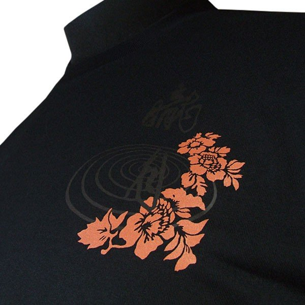 和柄 Tシャツ 半袖 メンズ 鯉 大きいサイズ|tsutsumiya|04