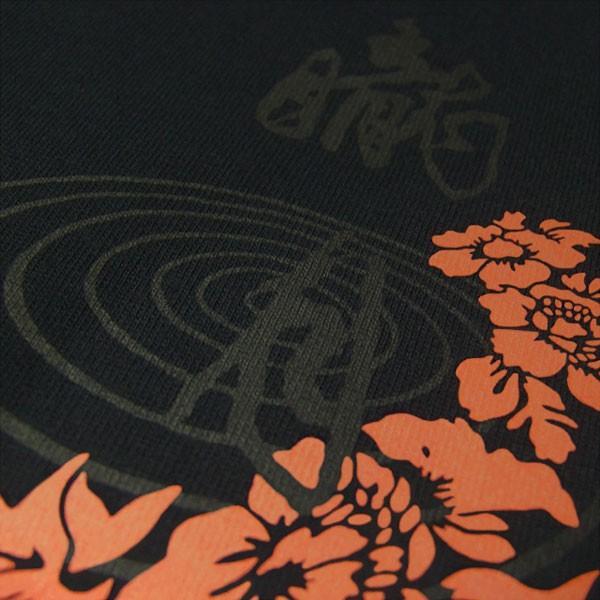 和柄 Tシャツ 半袖 メンズ 鯉 大きいサイズ|tsutsumiya|06
