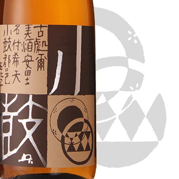 【小鼓】純米酒 花 1800ml|tsuzumiya|02