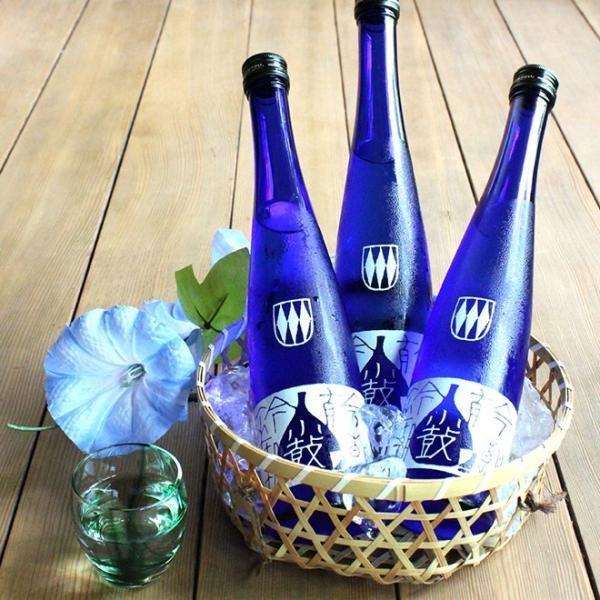 【小鼓】純米大吟醸生酒 360mlx3本 tsuzumiya 04
