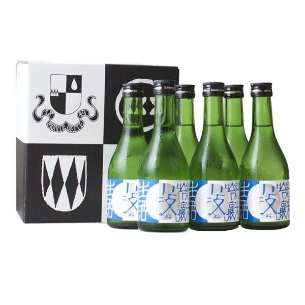 日本酒 ギフト セット 小鼓 純米吟醸生酒 300ml×6本 ギフトにも 日本酒 丹波杜氏の地酒 兵庫県丹波の西山酒造場|tsuzumiya